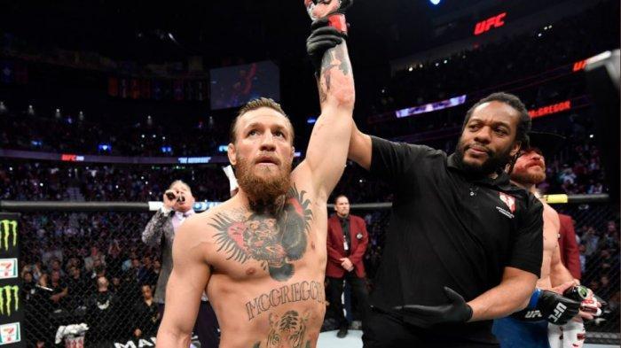 Jelang Live Conor McGregor vs Dustin Poirier, McGregor Sesumbar Tumbangkan Dustin dalam 60 Detik
