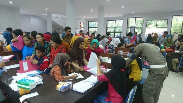 Tiap Tahun 120 PNS Pensiun, BKPP Rohul Ajukan 250 Formasi CPNS dan PPPK 2019