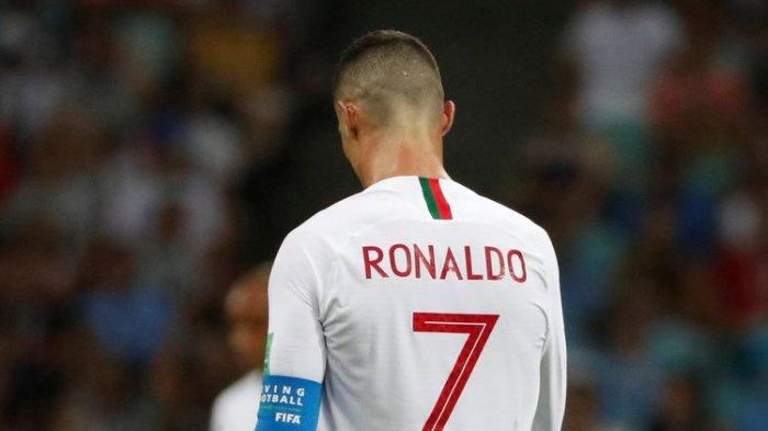 Ini Motivasi Suporter Spanyol yang Sukses bikin Cristiano Ronaldo 'Mandul' selama 90 Menit