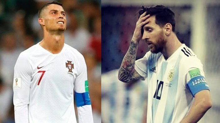 Messi dan Cristiano Ronaldo Tersingkir, Siapa Bintang yang Bakal Bersinar di Piala Dunia 2018?