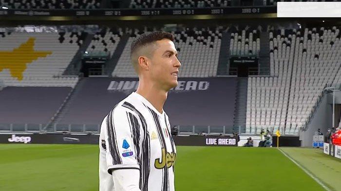 Liga Italia : Tak Lagi Dipakai Juventus, Cristiano Ronaldo juga Tak Diharapkan Klub Ini