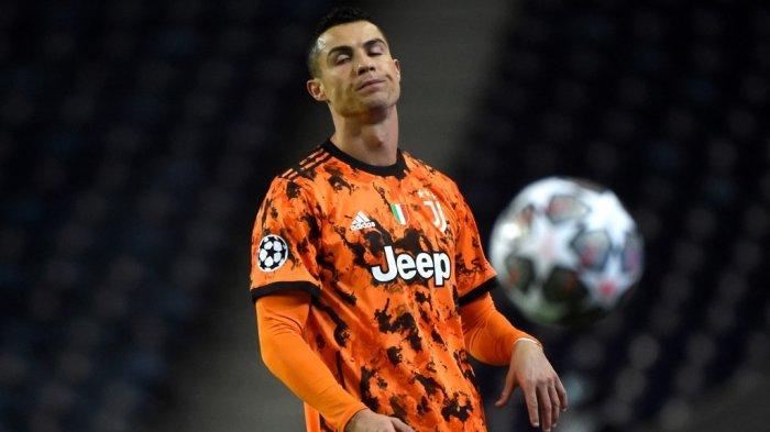 Juventus Keok di Kandang Porto, Cristiano Ronaldo Tertangkap Kamera Ngamuk Tak Diberi Penalty