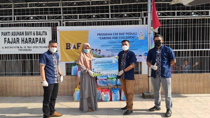 CSR BAF Caring for Children, Rangkaian Program Tanggung Jawab Sosial BAF, Menyambut HUT BAF ke-24