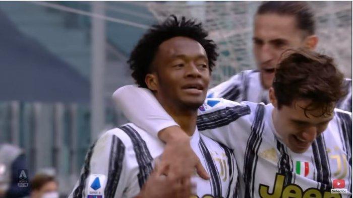 3 Penalti, 2 Kartu Merah dan 2 Gol Cuadrado, Juventus vs Inter Milan Menjadi Pertandingan yang Aneh