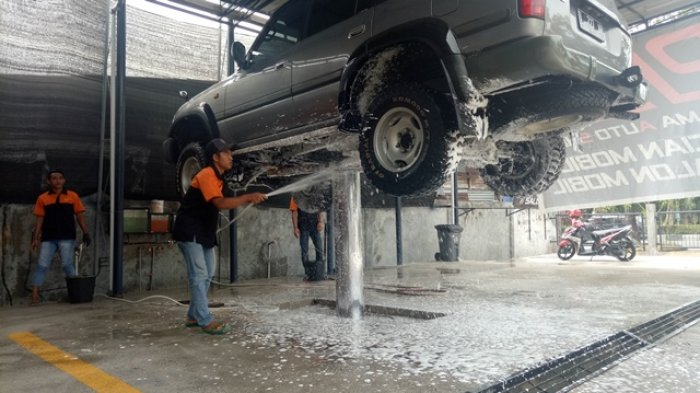 Kena Hujan Waspada Komponen Mobil Cepat Rusak, Jangan Malas Mencuci Terutama Bagian Ini