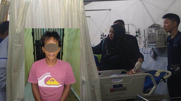 Curiga Diduakan, Suami di Pekanbaru Bacok Kepala Istri Berulang Kali Setelah Minta Pijat Ditolak