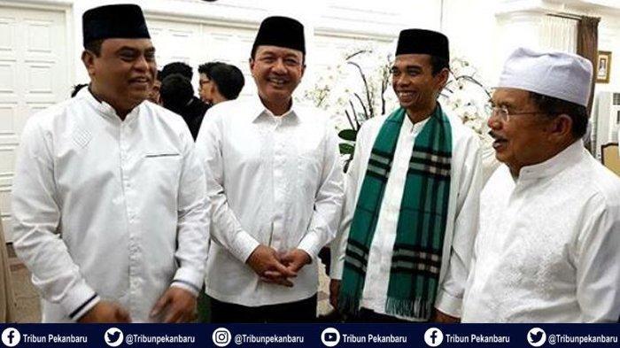 Curriculum Vitae Ustadz Abdul Somad LENGKAP, Terungkap Gelar UAS dari Kesultanan Matan Ketapang