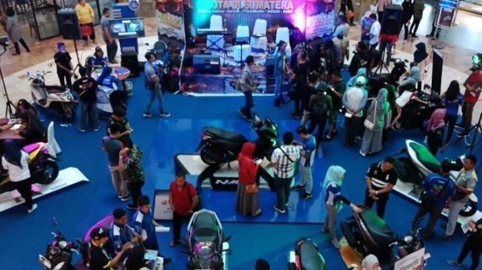 Yamaha Maxi Activation 2019 Gelar Lomba dan Pameran di Pekanbaru