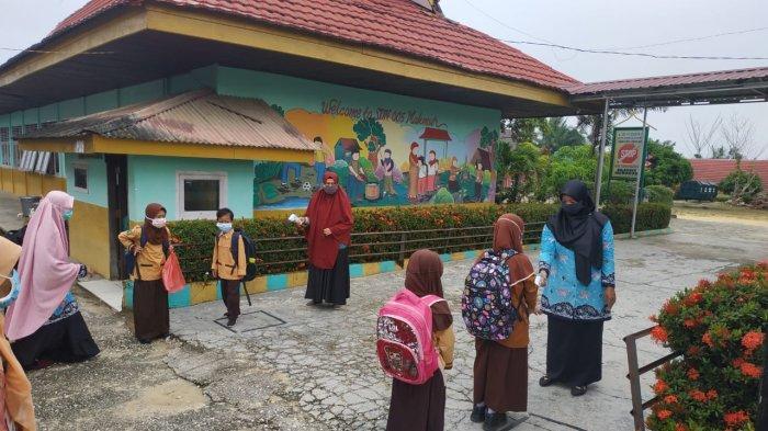 Daerah PPKM Level 3 di Pelalawan Diizinkan Belajar Tatap Muka, Ini Kata Disdikbud Pelalawan