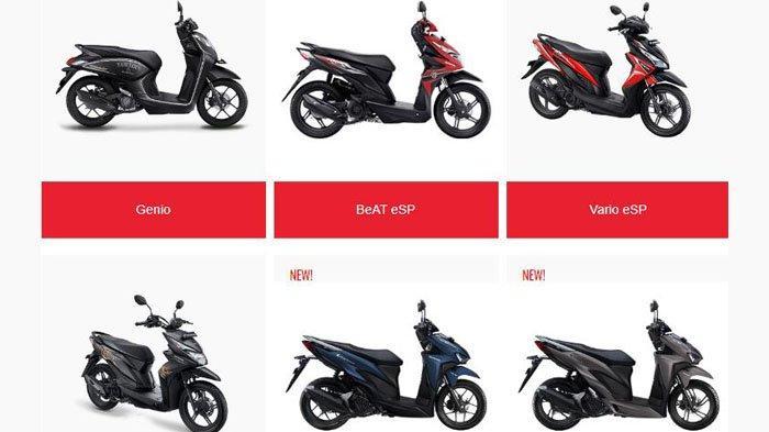 Daftar Harga Motor Honda Matic Januari 2020 Harga Honda Beat Harga Honda Vario Pcx Hingga Scoopy Tribun Pekanbaru