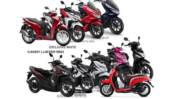Daftar Harga Motor Honda FEBRUARI 2020: Harga Motor Matic, Harga Motor Sport, Harga Motor Bebek
