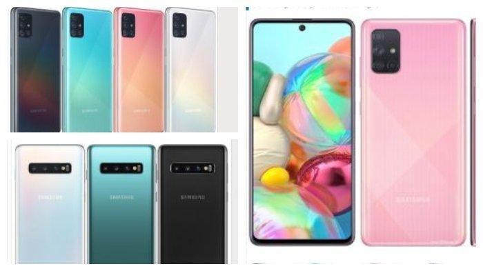 Daftar Harga HP Samsung Maret 2020, Mulai HP Harga 1 Jutaan Lengkap dengan Spesifikasinya