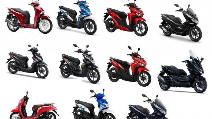 Update Terbaru Daftar Harga Sepeda Motor Matic Honda Bulan Februari 2021, Beat Vario Scoopy PCX