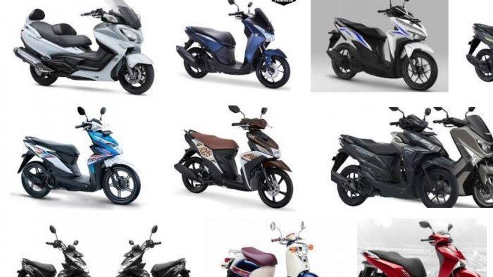 Daftar Harga Sepeda Motor Matic Honda November 2020: Cek Harga Beat, Vario, Genio, Scoopy, PCX