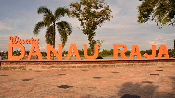 Danau Raja Bukti Eksistensi Kerajaan Melayu Indragiri