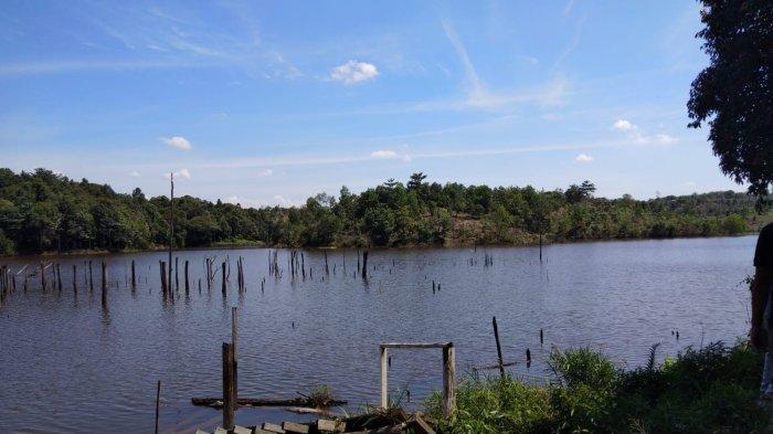 Danau Telago Batin Bungsu, Percikan Surga Tersembunyi di Kabupaten Siak Riau