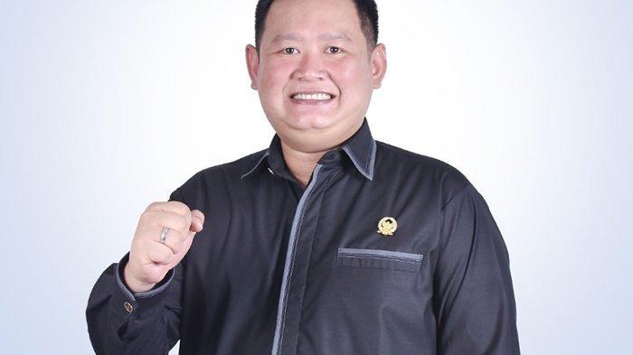 Ketua Komisi I DPRD Inhu, Daniel Eka Perdana.