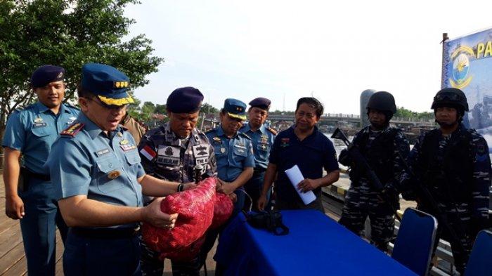 Ini Penyebab Maraknya Bawang Impor Selundupan di Perairan Riau
