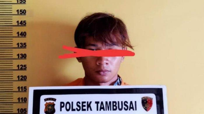 Datang Pakai Motor dan Diduga Bawa Lari Gadis Bawah Umur di Rohul, Pemuda 19 Tahun Ditangkap Polisi