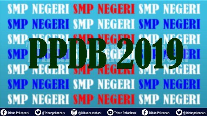 Orangtua di Pekanbaru CEMAS Tunggu Pengumuman PPDB SMP Tak Lolos Disarankan Daftar ke Sekolah Swasta
