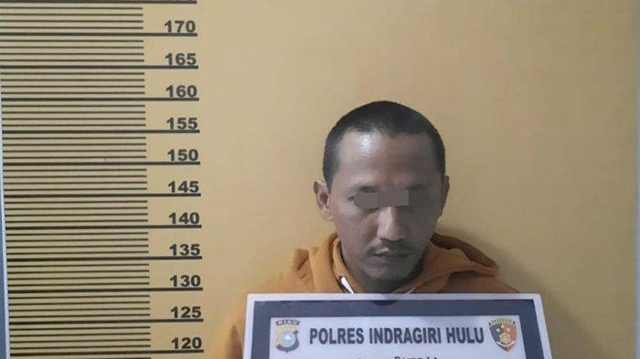 AMPUN Pak Polisi, Asyik Rekap Nomor,Bandar Judi Togel Diciduk di Depan Pasar Soegih Belilas