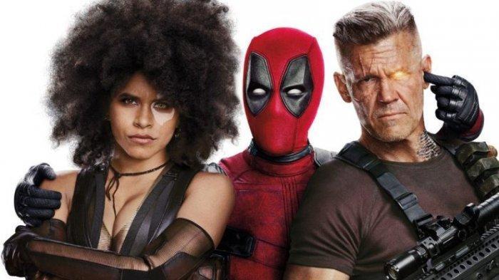Nonton Film Deadpool 2 (2018) Disini, Cek Link Nonton Film yang Sangat Seru