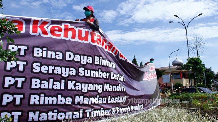 Pekerja HTI Galau Syamsuar Sebut Harusnya Provinsi Ikut Perjuangkan Pekerja