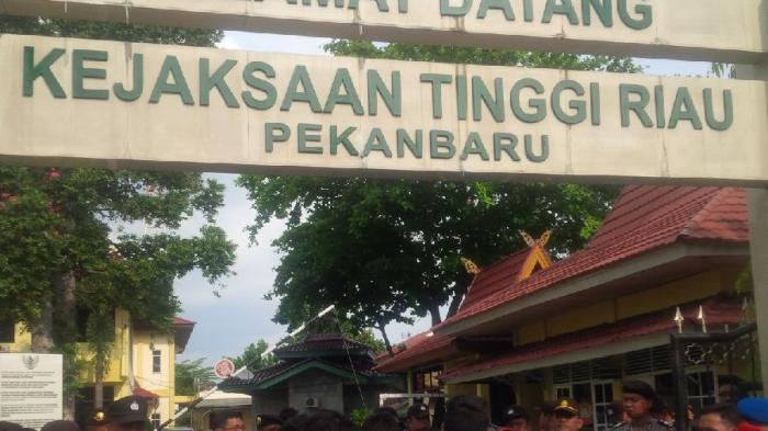 Tersangka Korporasi  Kasus Hutan, Kejati Terima SPDP PT Hutahaean