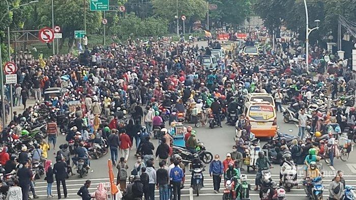 Kekerasan oleh Polisi Terus Berulang dalam Aksi Unjuk Rasa, Koalisi Duga karena Tak Ada Sanksi Tegas