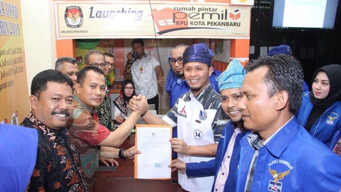KPU Segera Umumkan Nama Bacaleg untuk Kota Pekanbaru
