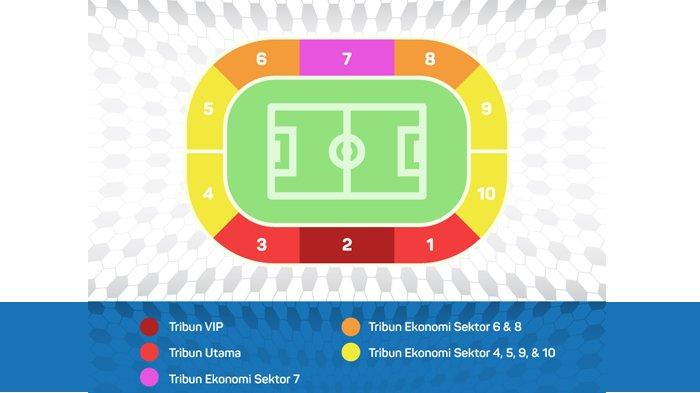 Semifinal AFF U19 2018 Indonesia Vs Malaysia, Panitia Sediakan 26 Ribu Tiket