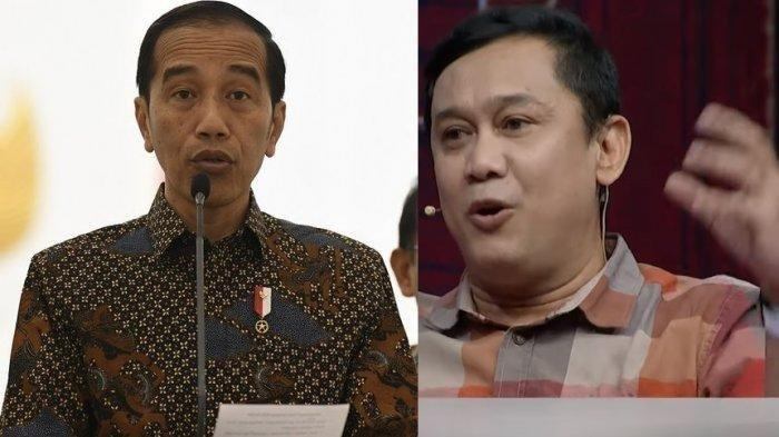 Dituding Buzzer Jokowi, Ini Pembelaan Denny Siregar: Cuitan Ambulan DKI Berisi Batu Jadi Viral