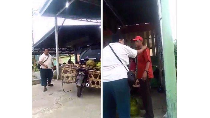 Kesal Sulit Dapatkan LPG 3 Kg, Seorang Warga Tandun 'Ngamuk' di Pangkalan