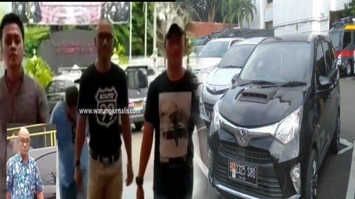 Detik-detik Polisi Ciduk Pria yang Pukul Sopir Ambulans, Video Pelaku: Ngerokok Dulu Sebentar Boleh?
