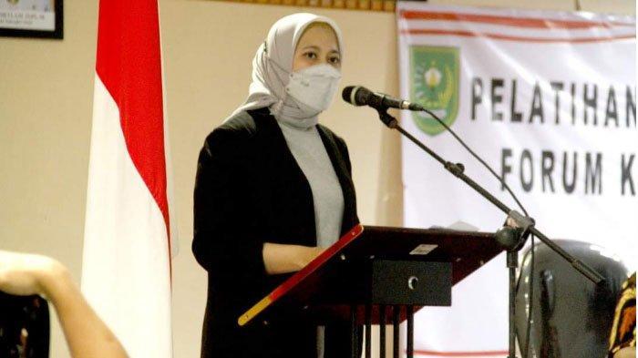 UMKM Jadi Program Andalan,Ini Cara Sederhana Bupati Inhu Promosi Produk, Ajak Forum Mahasiswa Riau