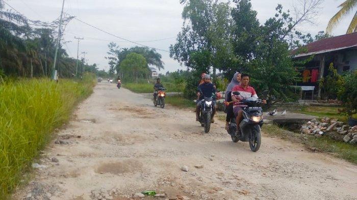 Di Lokasi Ini Pernah Ada Korban Begal Gara-gara Jalan Rusak, DPRD Pekanbaru Komentar Pedas ke PUPR