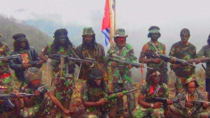 Teroris KKB Papua Pantang Menyerah Sampai Papua Merdeka, Pasukan Surgawi Ladeni Pasukan Setan TNI AD