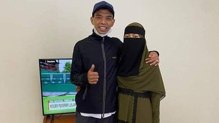Didoakan Cepat Dapat Momongan, Ada Perubahan di Penampilan Fatimah Az Zahra Istri Ustadz Abdul Somad