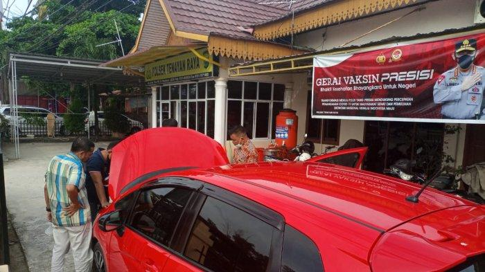 Dugaan Kasus Penipuan, Anggota Dewan Riau Sugeng Pranoto Tiba-tiba Antar Mobil ke Rumah Pelapor