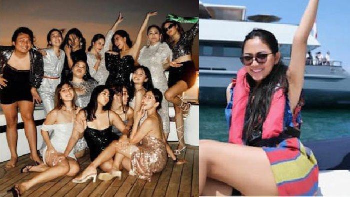 Tak Cuma Sekamar Bareng Pacarnya, Heboh Rachel Vannya Kabur Saat Karantina Lalu Liburan ke Bali