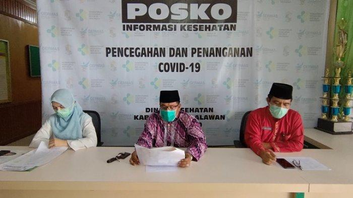 Diduga Tertular dari Istri, JG Pasien Positif Virus Corona di Pelalawan Tak Pernah ke Daerah Pandemi