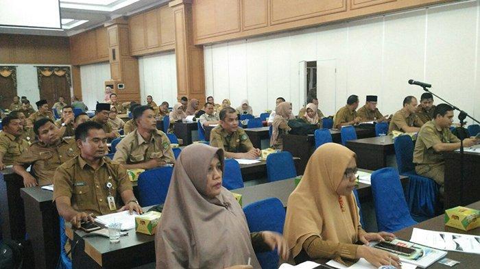 Hanya 179 ASN Rohul Riau Sudah Sertifikasi Pengadaan Barang/Jasa Pemerintah