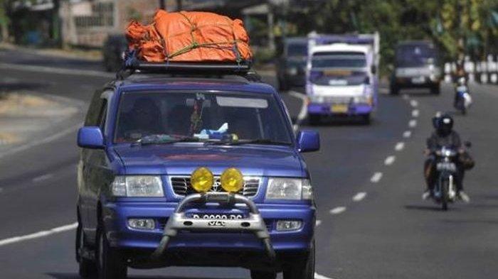 Dilarang Mudik, Gubernur Sumbar Minta Petugas Hentikan Semua Kendaraan Masuk ke Wilayah Sumbar