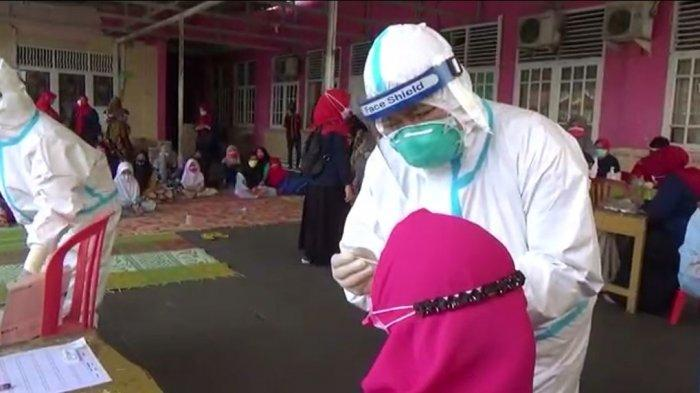 Setelah Tes Swab, 2 Calon Pengantin di Solok Selatan Positif Covid-19, Akad Nikah Terpaksa Ditunda