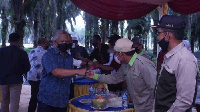 Sukses Bangun Kemitraan Petani, Dirut Holding Perkebunan Ingin Nasionalisasi Pola PTPN V