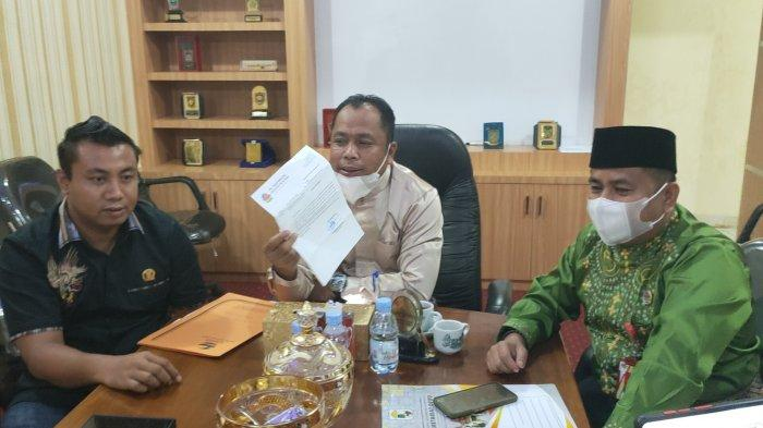 DPRD Pelalawan Kecewa Tak Diundang HUT BUMD Tuah Sekata, Dirut Tengku Putra Minta Maaf