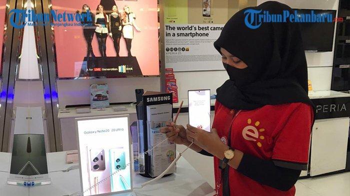 Disematkan Teknologi Canggih, Samsung Galaxy Note 20 Ultra sedang Promo, Gratis Pulsa Rp 3.5 Juta