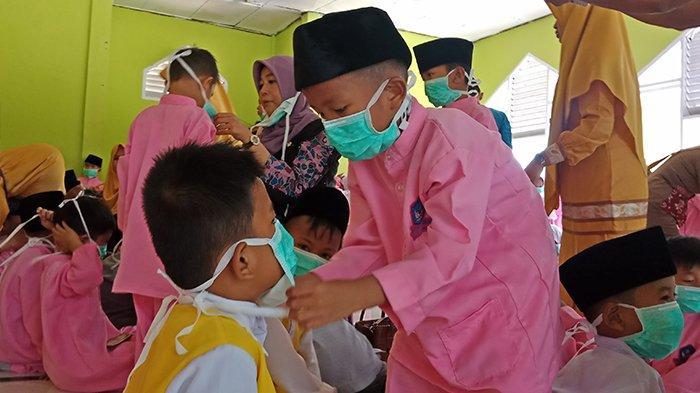 Disdik Pelalawan Riau Perpanjang Libur Siswa Sekolah Sampai Sabtu Lantaran Kabut Asap Masih Parah