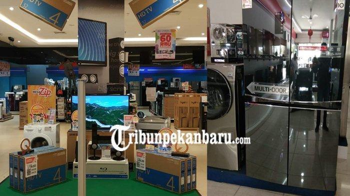 Diskon Hari Ini Ada Cashback Rp 1 Juta Di Transmart Carrefour Pekanbaru Ada Mangkuk Dan Kulkas Halaman All Tribun Pekanbaru