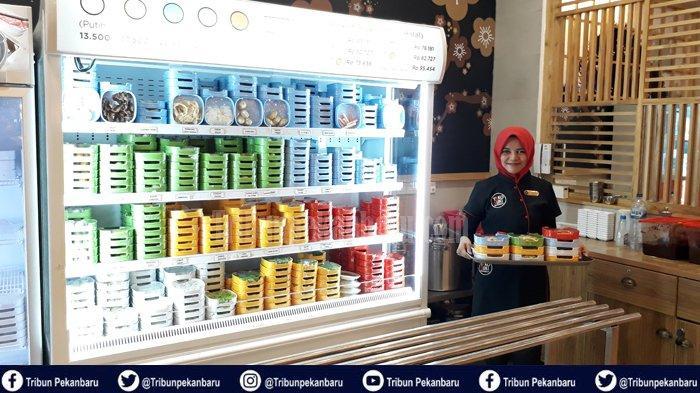 DISKON HARI INI Belanja Kuliner di Riau, Ada Paket Dim Sum di Tako Suki Living World Pekanbaru